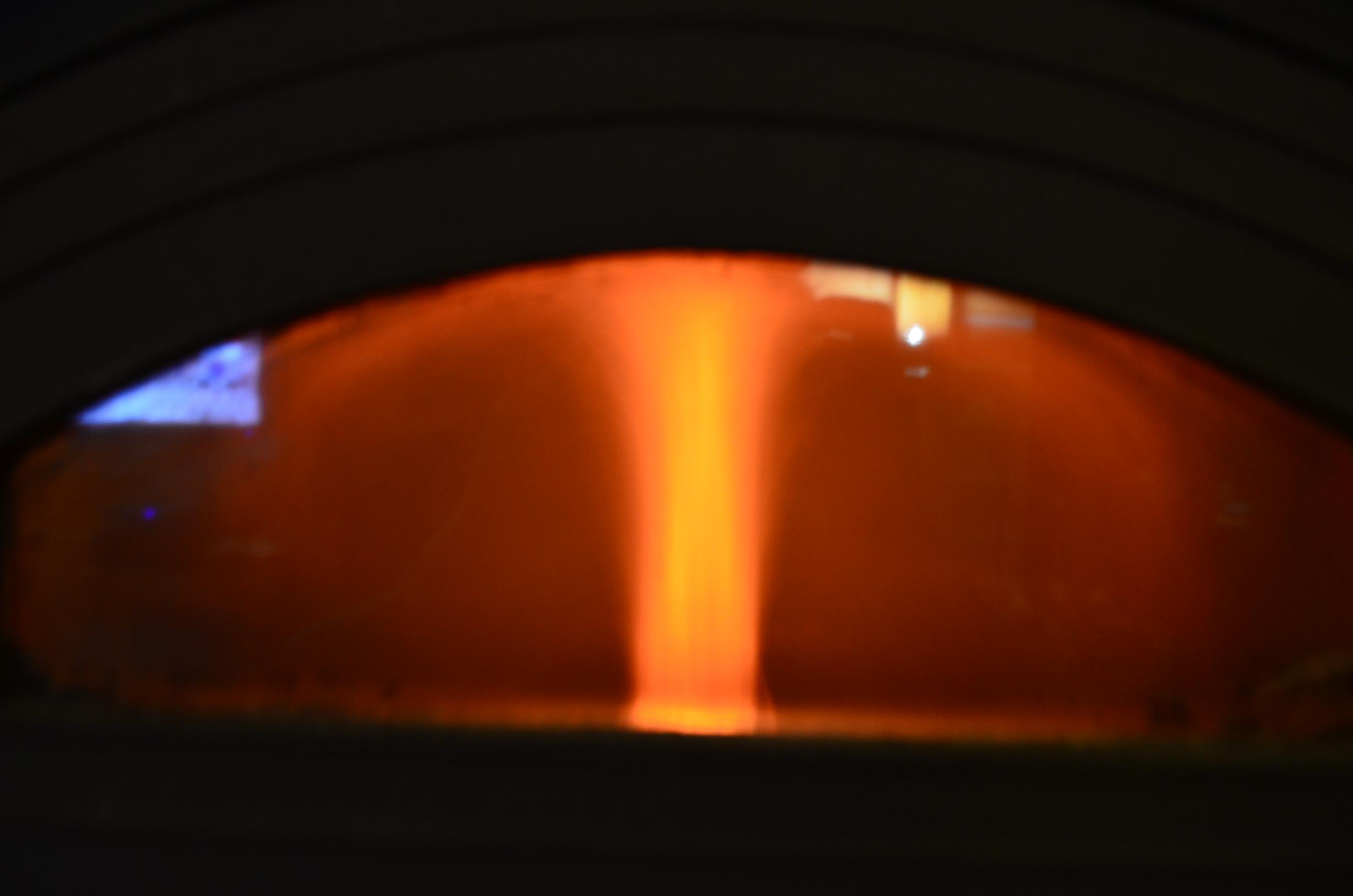 Combustion des gaz