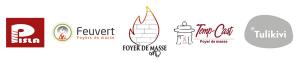 logo piskla feu vert temp-cast tulikivi foyer de masse md